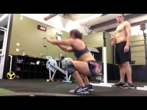 Tabata #squats HIIT