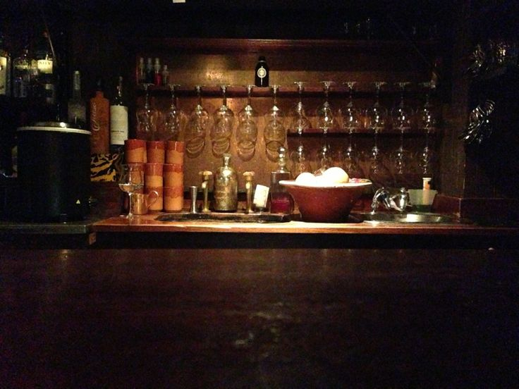 BAR, SHOREDITCH | Whistling Shop, Worship Street | Nice cocktails and atmosphere but dark!