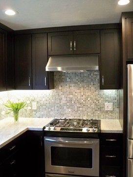 Modern Kitchen granite countertop Design Ideas, Pictures, Remodel and Decor