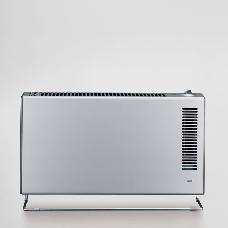 Design is fine. History is mine. — Some Braun products of the Dieter Rams collection,...