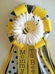 Mommy To Bee Baby Shower Decorations