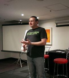 WED 21 AUG 2013 -- Guest Speaker: Daniel Smith | Topic: Google+ The misunderstood social platform, why it's nothing like Facebook, and why it's critical for online business.