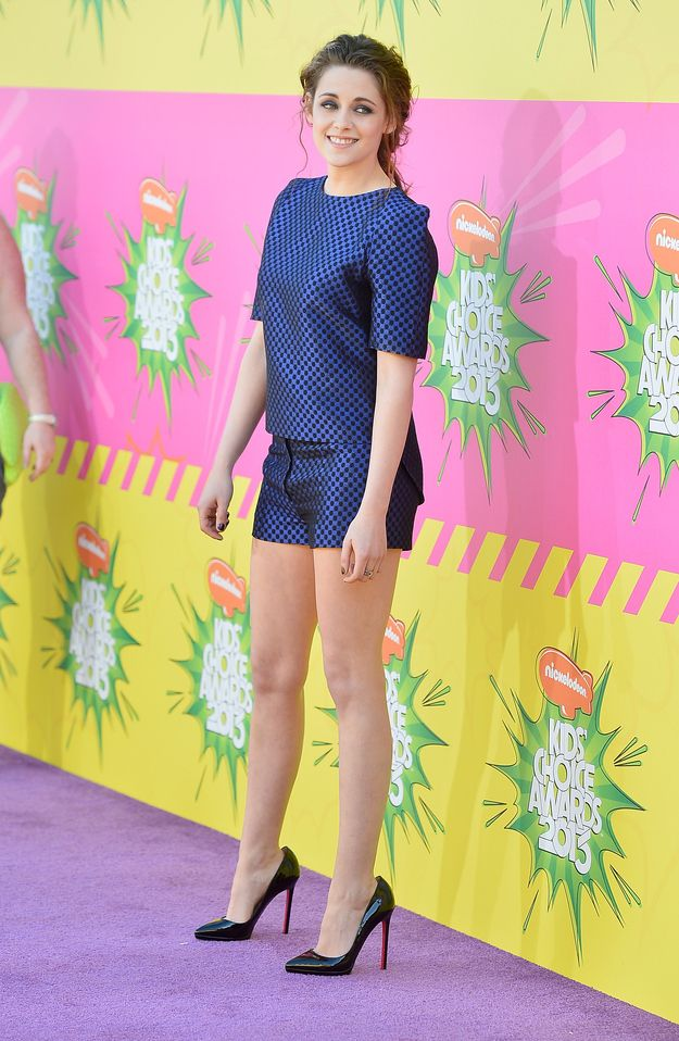 Fashion At The Nickelodeon Kids Choice Awards 2013