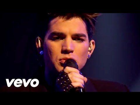 Adam Lambert - Broken English (AOL Sessions) - YouTube