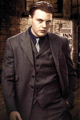 Michael Pitt as Jimmy Darmody on Boardwalk Empire