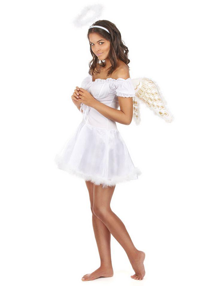 Kostüm Engel für Erwachsene