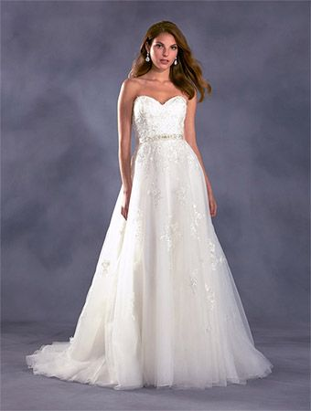 Alfred Angelo Bridal Style 281 from Disney Fairy Tale Wedding Dresses