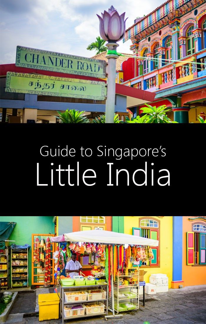 Singapore's Little India has so much to offer. Cheap delicious eats, including roti prata, and murtabak. Little India is the perfect place to explore Indian culture while visiting Singapore.