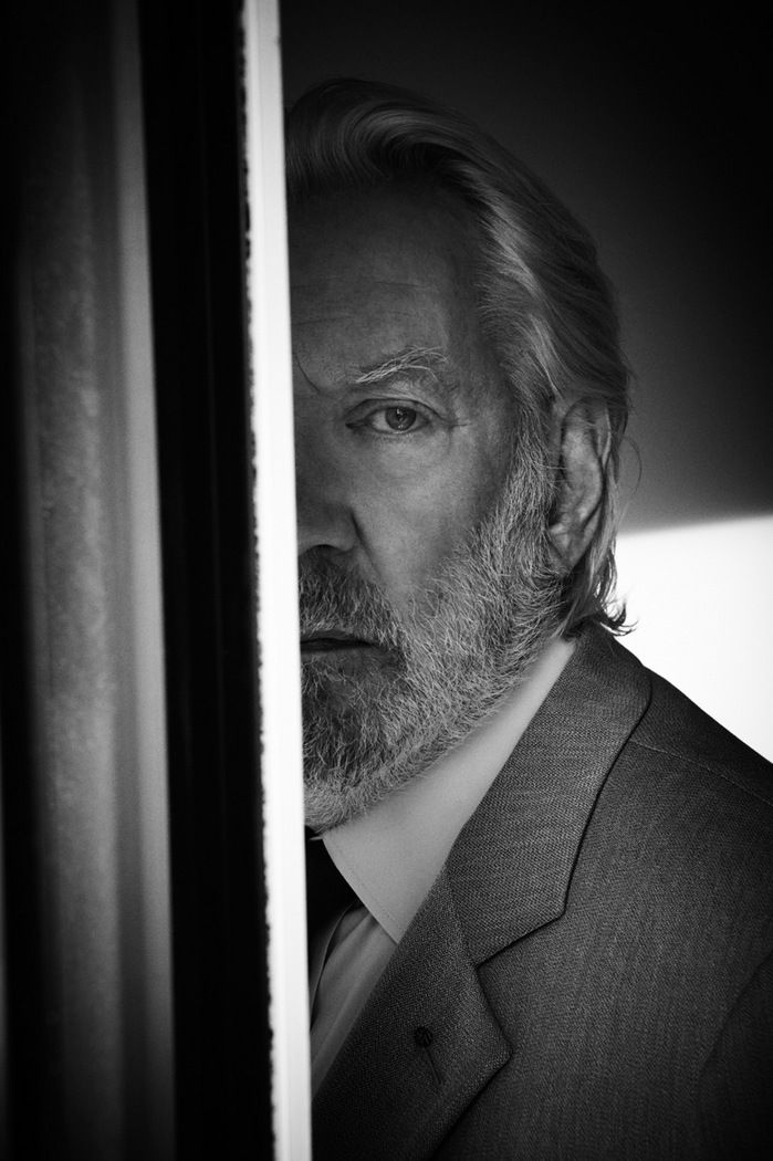 CLM - Kurt Iswarienko - Donald Sutherland : Lookbooks - the Technology behind the Talent.