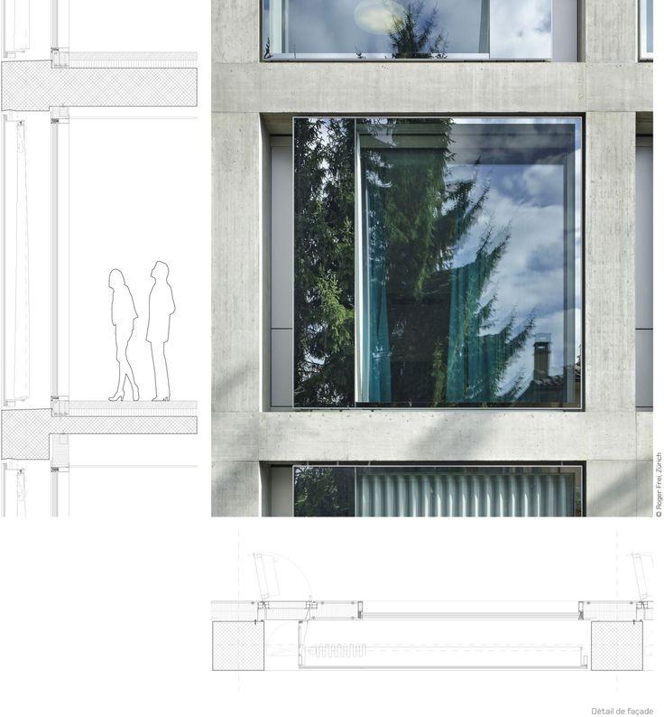 2b architectes, Matthieu Gafsou, Roger Frei · School and Municipal Centre · Divisare