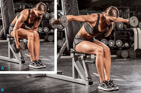 2-Week Training Schedule To Lose Fat And Gain Muscle! - Bodybuilding.com  I LOVE THIS, it's all there and ready for you! This makes things