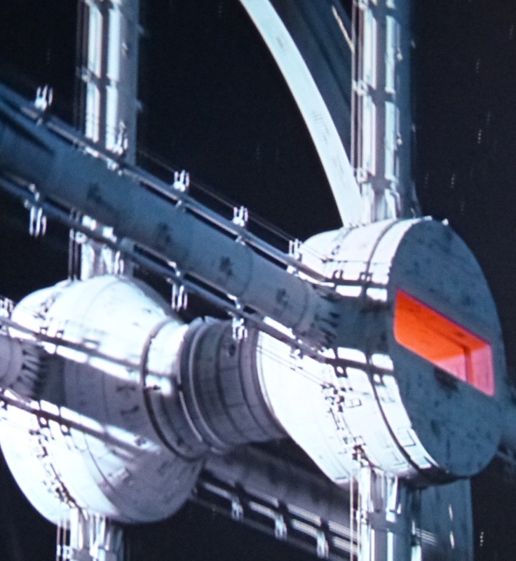 2001 a space odyssey space station - photo #12