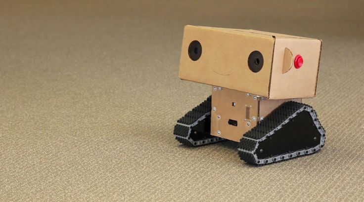 How Do You Make A Robot That People Will Talk To? Make It As Cute As Wall-E | Co.Design | business + design