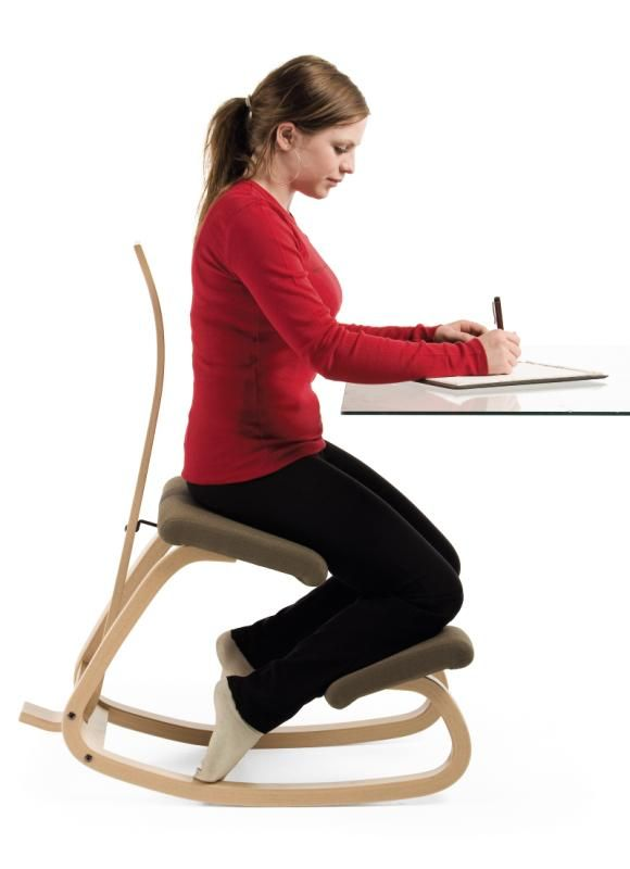 Variable balans kneeling chair by Varier | Ergo Depot