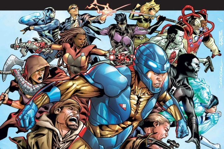 Valiant Comics Reading Order – The Whole Valiant Universe!
