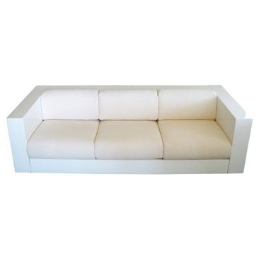 Check out this item at One Kings Lane! Massimo Vignelli Saratoga Sofa