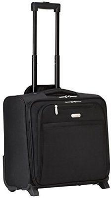 Targus Rolling Overnighter/Laptop Case for 15.6-Inch Laptops TBR021