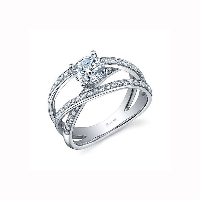 54 unique and beautiful engagement ring settings