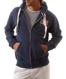 Lexington Zip Hood Deepest Blue  1395:-  http://www.butikgenuin.se/varumarken/lexington/herr-lexington-klder/lexington-zip-hood-deepest-blue