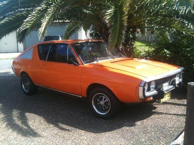1974 Renault 17 TS ( many happy memories of the Gordini )