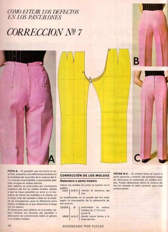 Regolazione pantaloni motivo di regolazione pantaloni modello # 7
