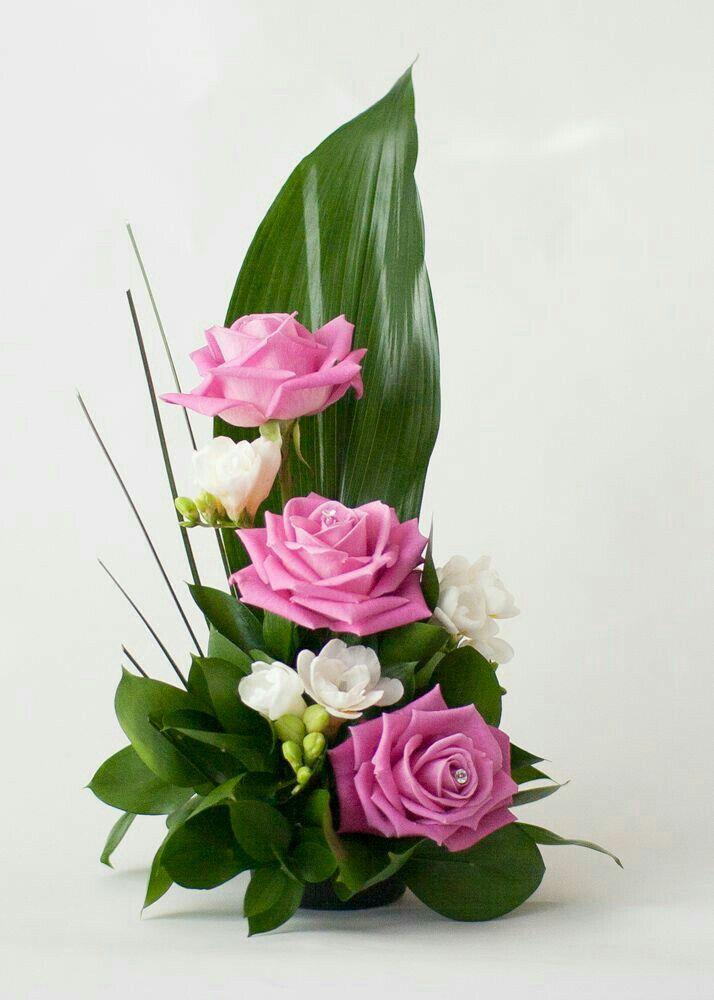 Yanet Beautiful Places Arreglo Floral Rosas Flores