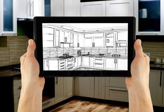 Interior design software on a tablet 18 Best Online Home Interior Design Software Programs (Free & Paid)