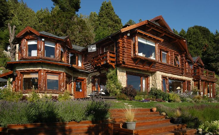 Five Bedroom Home in Bariloche, Argentina for Rent www.LatinRetreats.com