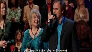 """Over And Over"" By Jeff & Sheri Easter//Charlotte Ritchie (2009), via YouTube."