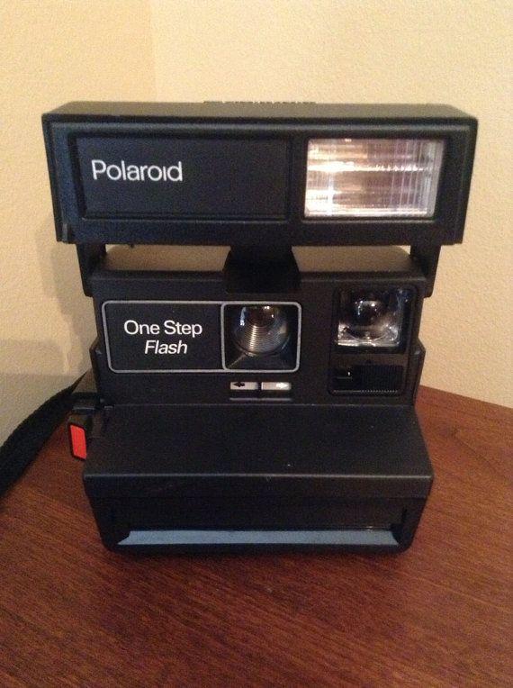La Polaroid.