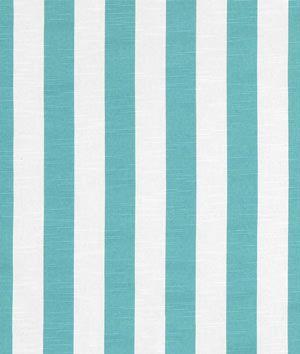 Premier Prints Stripe Coastal Blue Slub Fabric $8.00 per yard