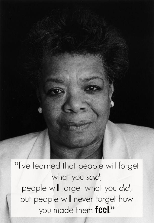Maya Angelou, Poet and Inspiring Figure, Dies at 86