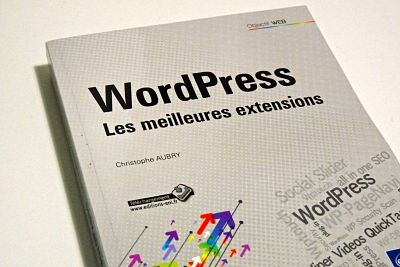 wordpress 35 editions ENI wordpress site web blog