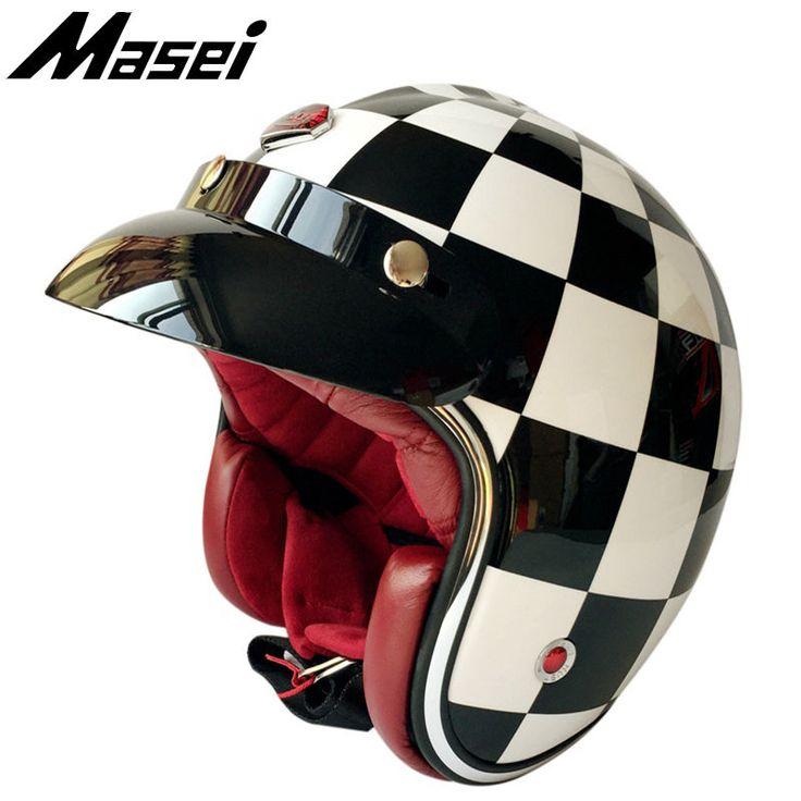 Open-Face Fiberglass Helmet Vintage Pavilion Motorcycle Vespa Grand-Prix Scooter | eBay Motors, Parts & Accessories, Apparel & Merchandise | eBay!