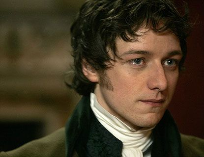James McAvoy, Always thought he was sooo good looking!