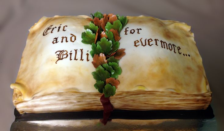 Cake Decorated Like Books : 1000+ ideas about Open Book Cakes on Pinterest Book ...