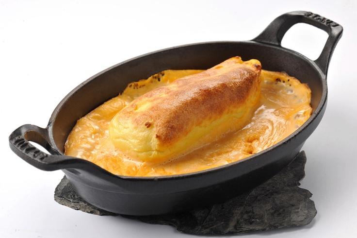 La quenelle de Bresse sauce Nantua