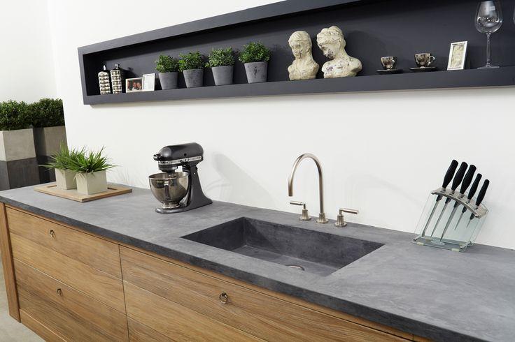 17 beste idee n over groot kookeiland op pinterest barkrukken droomkeukens en keuken idee n - Keuken met kookeiland table ...