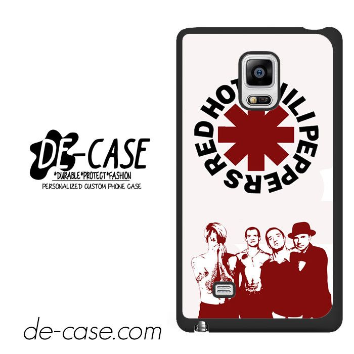 Red Hot Chili Peppers Band DEAL-9202 Samsung Phonecase Cover For Samsung Galaxy Note Edge