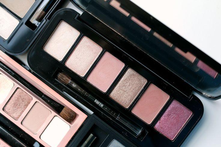 A Little Bit etc.: Buxom Eyeshadow Palettes. Light pinks, I like.