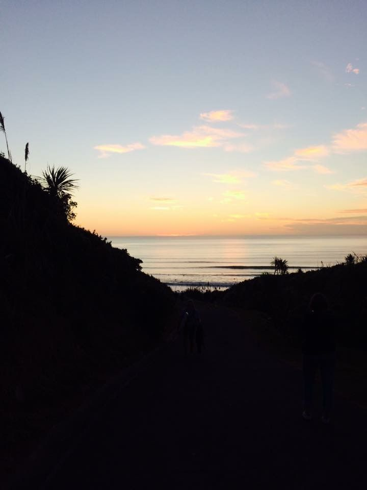 SunSet#Raglan#Surf#Trip