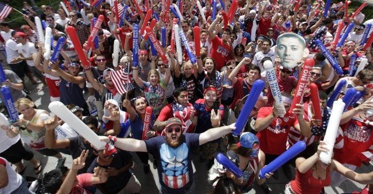 Jogo contra Bélgica teve mais espectadores nos EUA do que final do beisebol