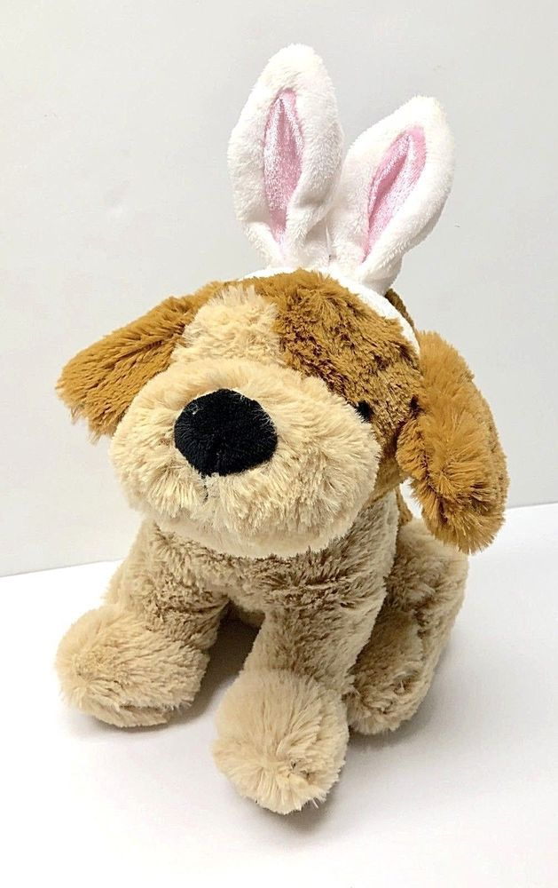 2aa6a76ca81be Dan Dee Easter Puppy Dog With Bunny Ears. Puppy is in sitting position with  no moveable parts.