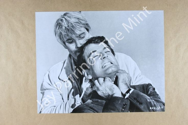 PP636 Photo TROY DONAHUE, NICOLAS COSTER Movie Scene | eBay