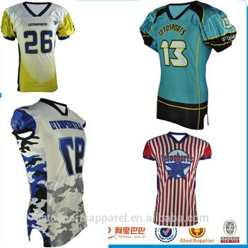 Download Coolmax Custom Made High Quality mock up american football ...