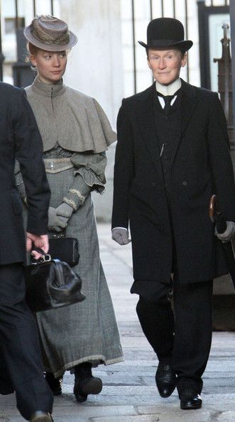 Glen Close in Albert Nobbs. Really want to see this!