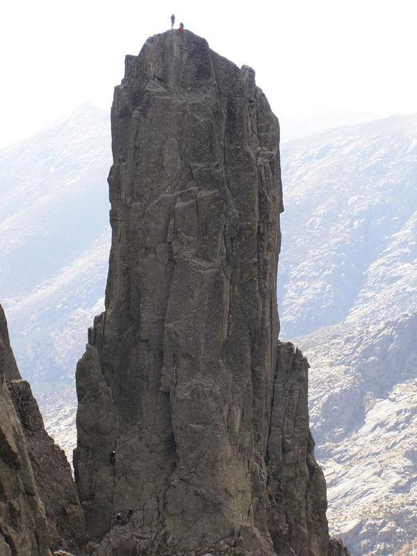Torreón de los Galayos (Sierra de Gredos)