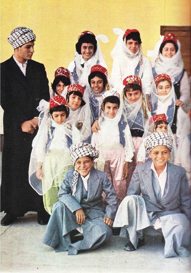 تركمان العراق .. بالزي الشعبي