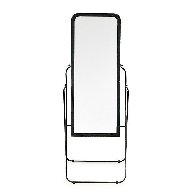Miroir sur pied ika good amazing pied de meuble reglable for Miroir en pied ikea