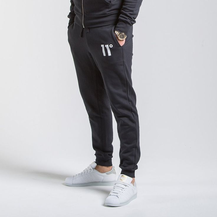 Core Jogger Black by 11 Degrees